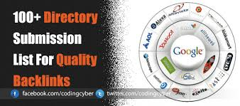 I will create 100 web Directory Submission Manually