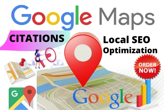 I will Optimize 300 Google maps citations for any country