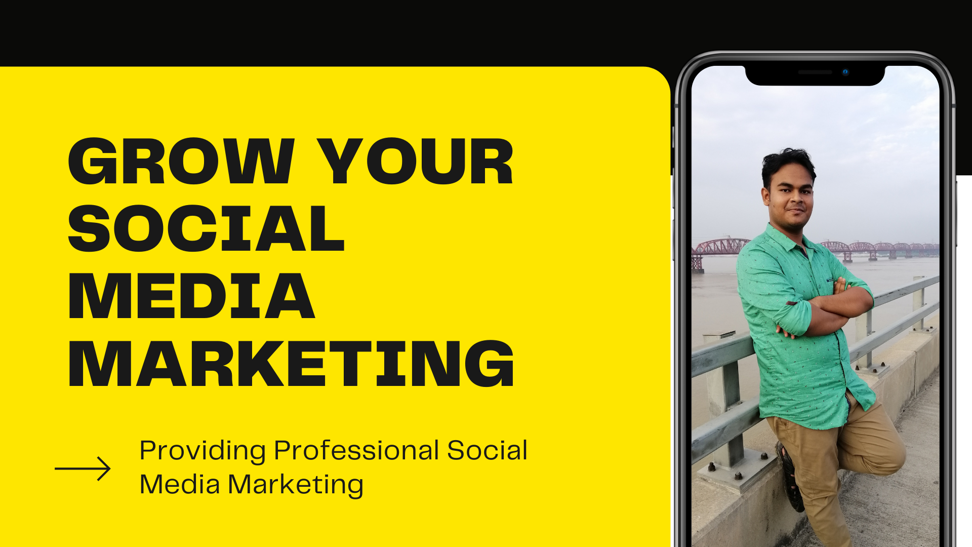 social media marketing manager grow your business