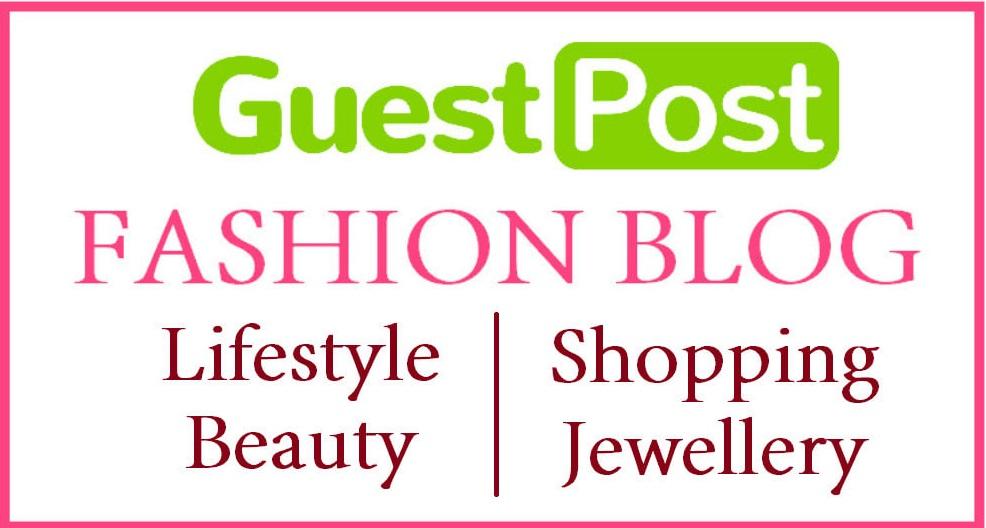 I will do a fashion guest post on my fashion lifestyle blog DA 93 PA 75