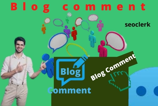 I will make high quality 100 backlinks using blog comments