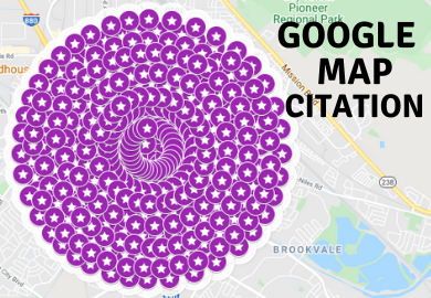 I will create 10,000 google maps citations for ranking gmb local SEO listings