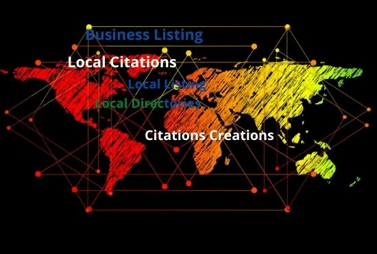 I will do 100 local citations for your business