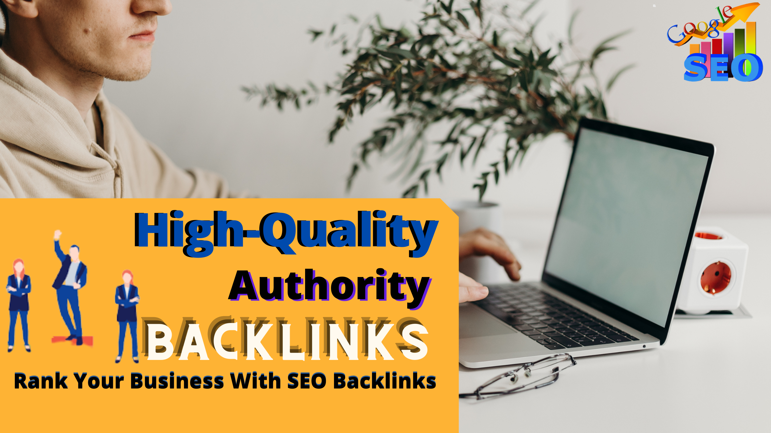 I will provide 120+ HQ authority backlinks for Rank Your Business/Website