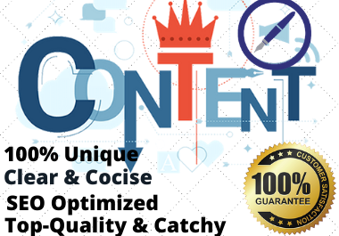 I will write 1000 words SEO friendly content for website,  blog post,  product reviews