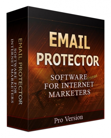 Email Protector software for Internet marketing