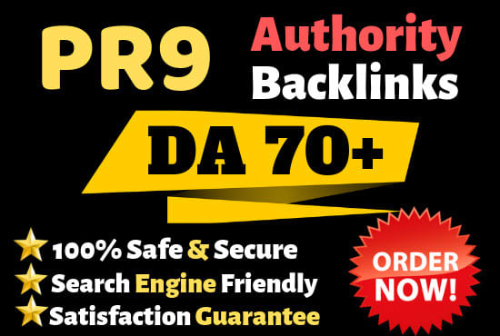 I will create 60 profile backlinks from, amazon, pinterest, ted, tor, wordpress
