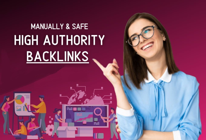 I will create perfect SEO dofollow backlinks for you