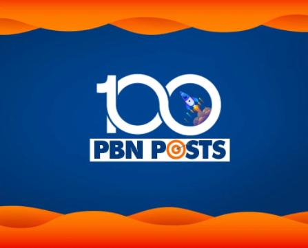 Create 100 High Quality Homepage PBN Backlinks