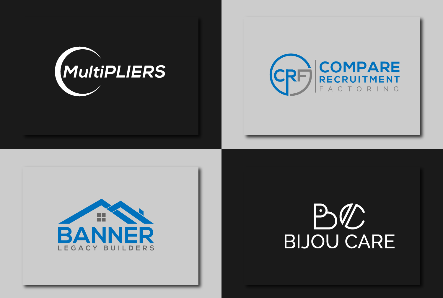 I will do eye-catching unique business logo design within 24 hours