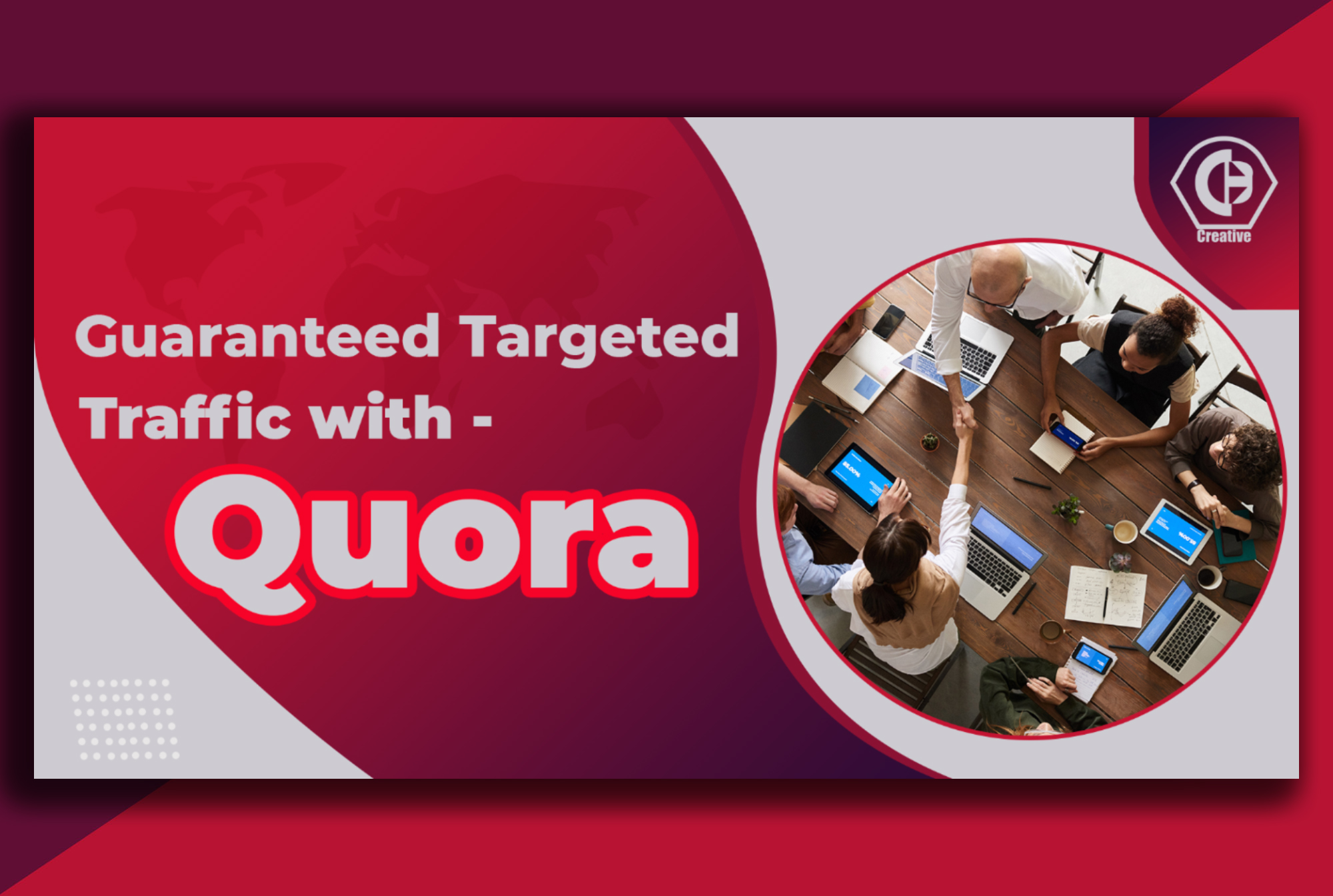 Bring niche relevent traffic with 60 quora answer
