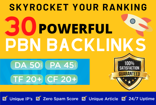 Powerful 30 PBN Backlinks for Casino Poker and Gambling for SERP movement