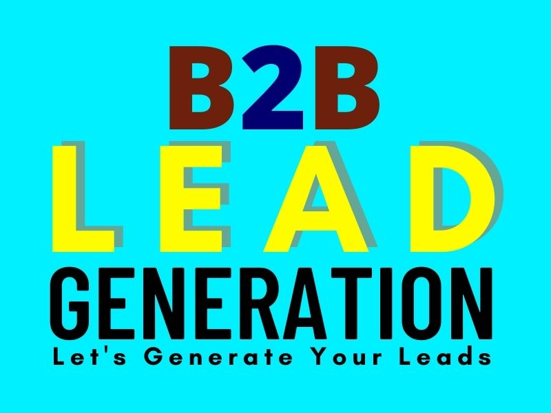 I will do 50 B2B lead generation,  targeted LinkedIn lead generation and web research