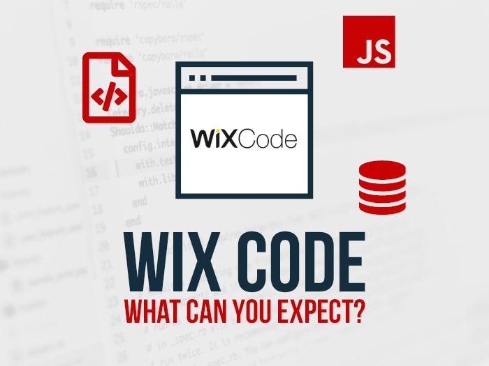 I will design your wix site with wix code corvid and databases
