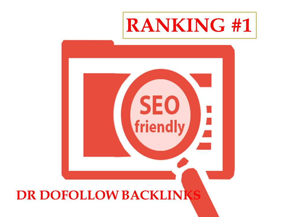 Provide 40 High Quality DR 90 to 99 Permanent Dofollow Backlinks for Seo service