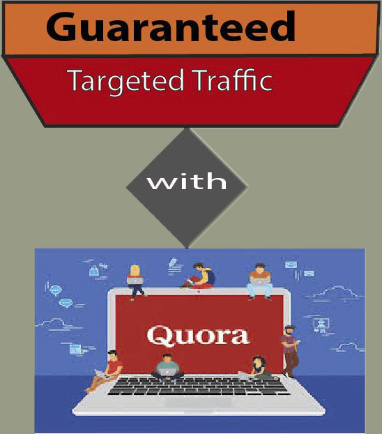 50 Quora answers with High-Quality backlinks
