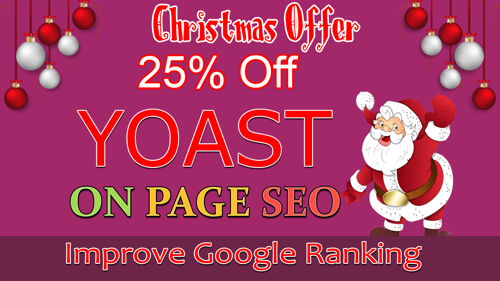 I will do yoast wordpress ON page SEO with yoast premium plugin