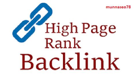Manually create 60 profile+ 10 edu, gov Backlinks