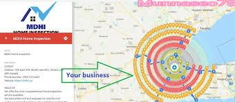 Build manually 1000 google map citations for local SEO