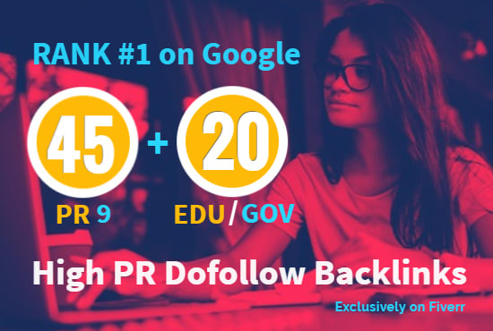 elevate your google ranking with high pr SEO do follow backlinks