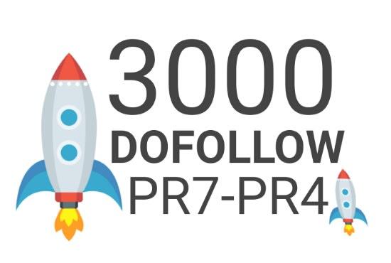 I will provide high authority dofollow backlinks or seo dofollow or rank google