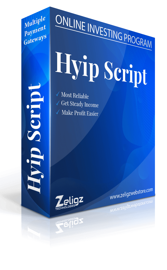 Best Hyip script Hyip manager script