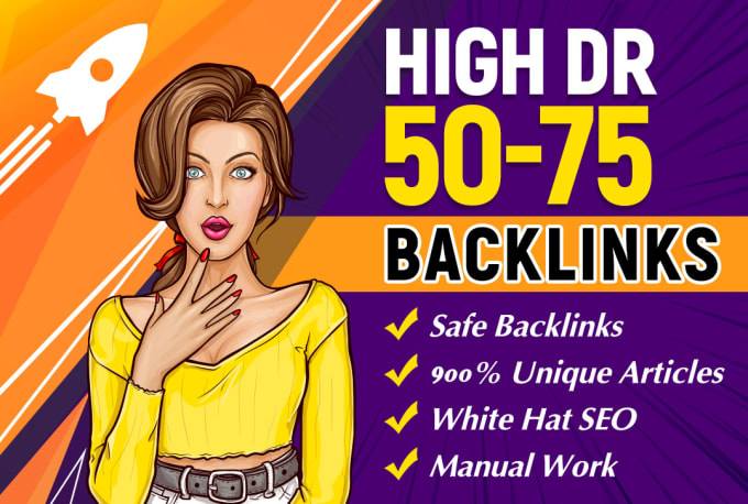 Do 20 Web 2.0 With 250 DA 50 to 75 permanent dofollow backlinks for seo service