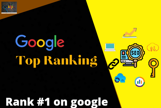 I will optimize your website in google top ranking with advance seo strategy