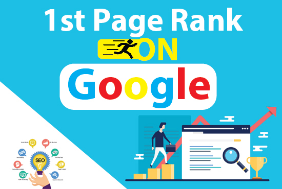 Offer guaranteed Rank your Website by Google 1st Page