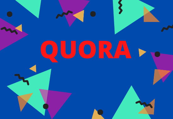 Promote 10 High Quality Quora Answer with Keyword and URL