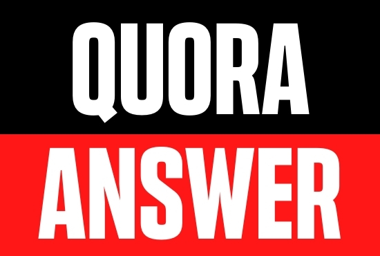 I will Promote your website with 3 Quora Answer By High Quality Backlink