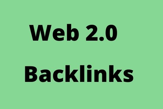 30 High Authority manual Web 2.0 Backlinks