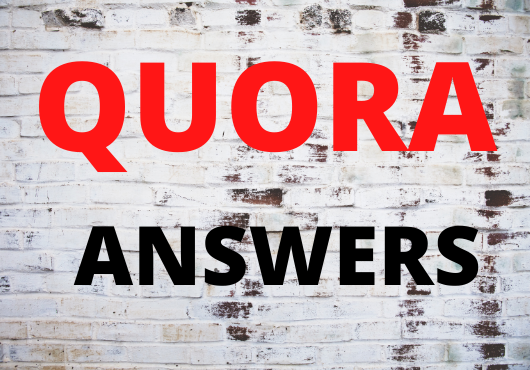 Promote your website in 15 HQ Quora Answer posting