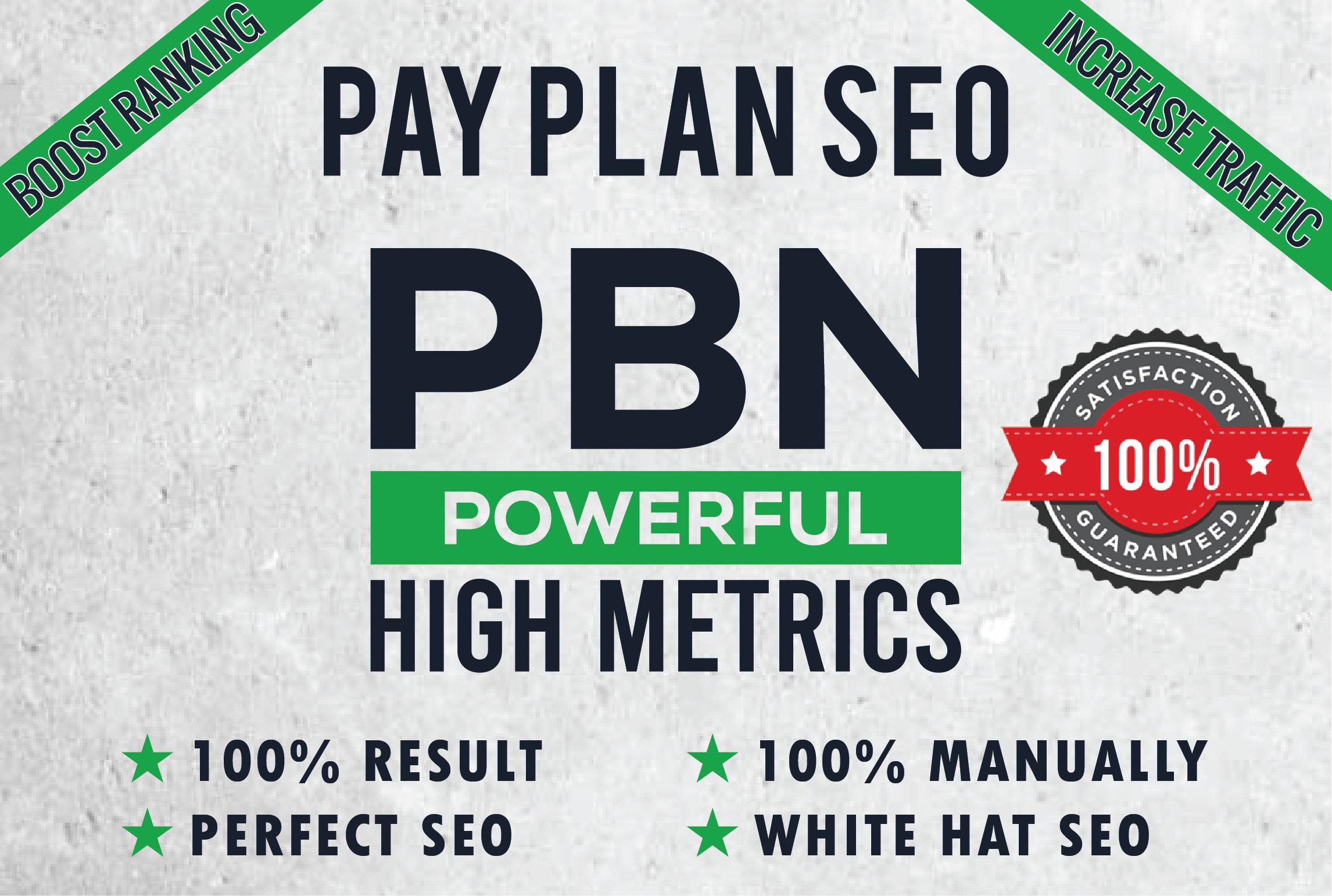 Build manual 200 unique domain homepage pbn backlinks