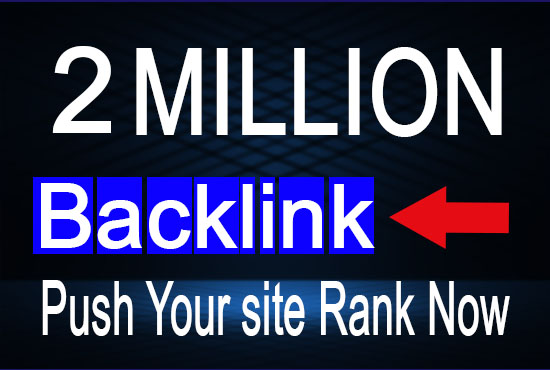 seo blust with 2 million gsa backlinks