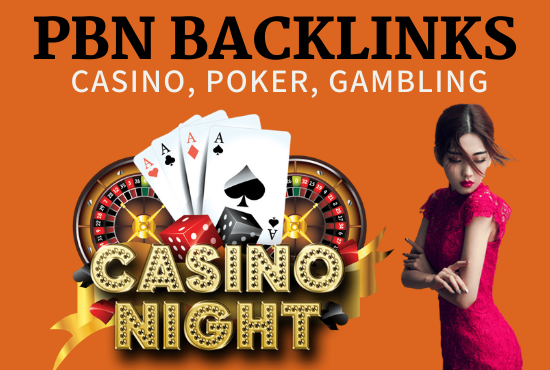 10 high authority casino poker gambling pbn backlinks