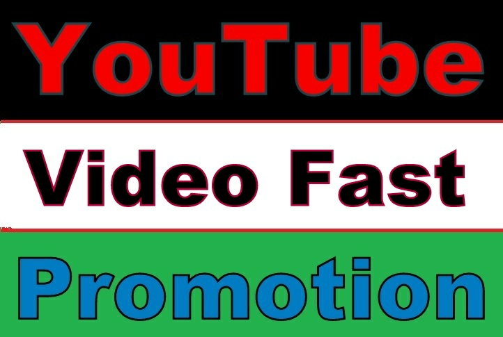 I will drive your YouTube video Fast Target Traffic