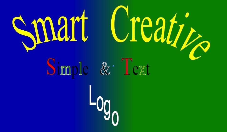 Creative Smart Simple & Text Logo
