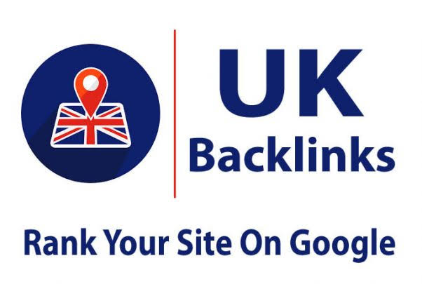 I will do 20 high DA. CO. UK backlinks to rank your site
