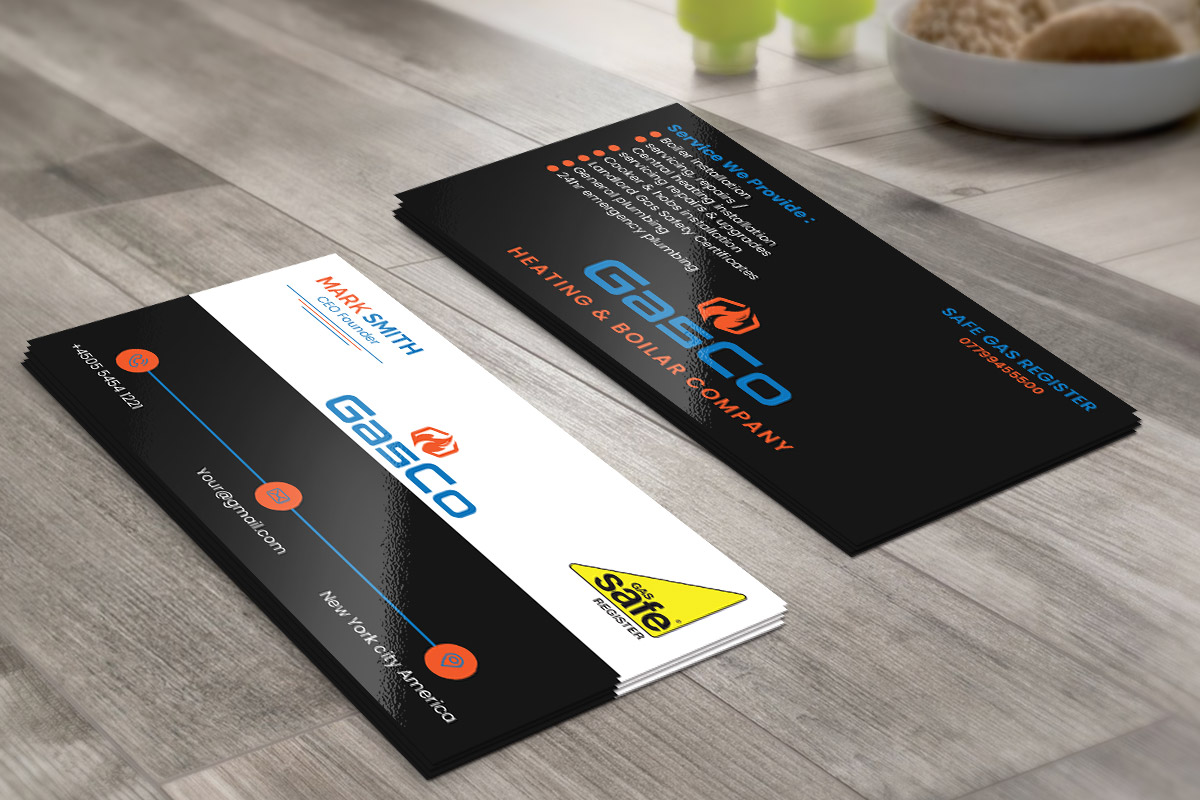 I will create professional amazing business card design.
