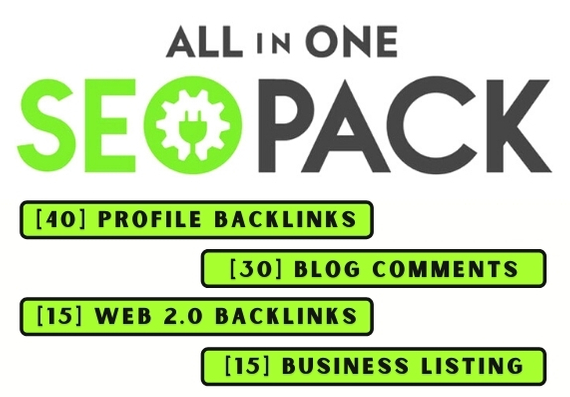 Will boost your ranking on Google by 100 all in one SEO pack