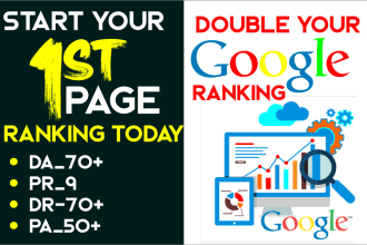100 High Authority Mix link Whell backlinks Off Page SEO service to rank in 1st page