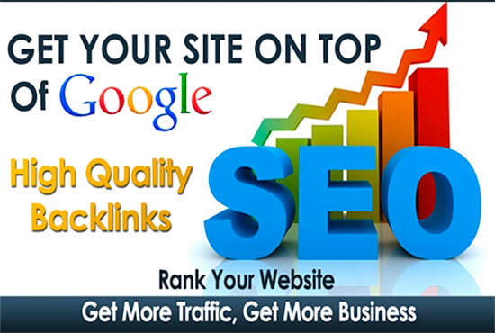 Shoot Your Site Into TOP Google Rankings With All-in One High PR Quality Backlinking Package