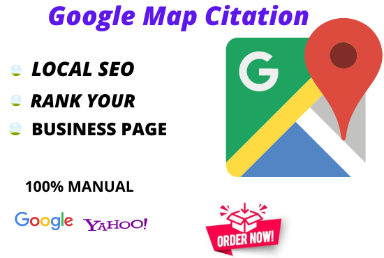 Build 150+ Google Map Citations For Local SEO