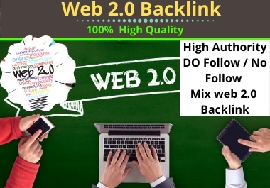I will build 80 web 2.0 Backlinks for SEO