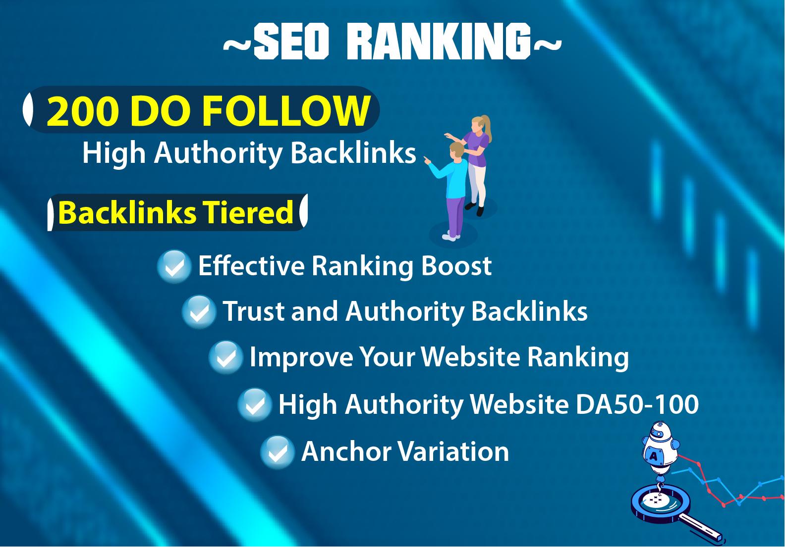 I Will Do Manually 200 High Quality DA-PA PR9 Profile Backlinks