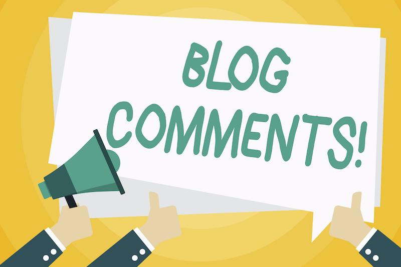 I will createblog comment quality high DA PA 30+ backlinks
