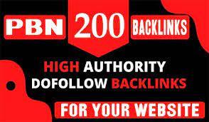 Build 200 HomePage PBN All. COM Domains Backlinks All Dofollo high Quality