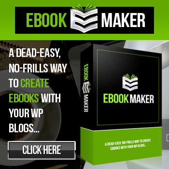 E-Book Maker Plugin - Create a e-book of all your blog or website information.