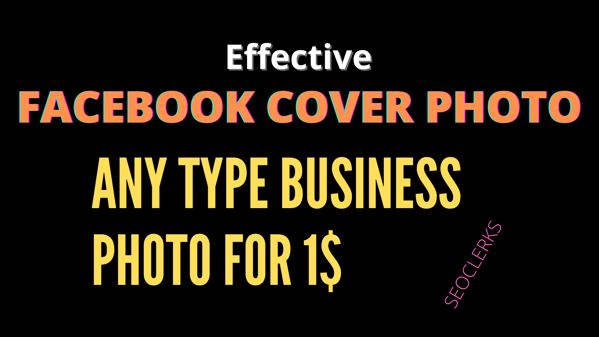 I will design a Creative Facebook Banner Image For Your Business Page
